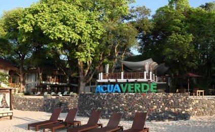 Acuaverde Beach Resort in