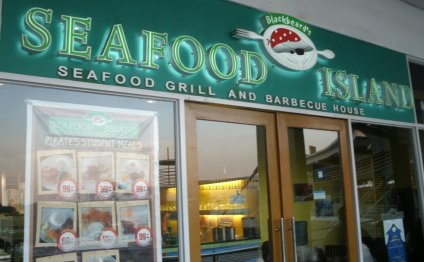 For great seafood dishes and