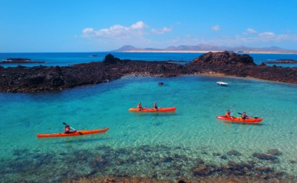 Fuerteventura: Land of clear