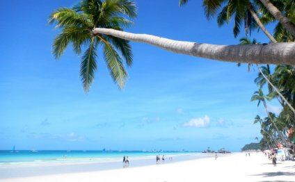 Boracay, White Beach (Photo: