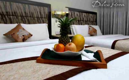 Deluxe Room at Diamond Suites