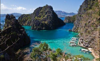 Kayangan, Coron, Philippines