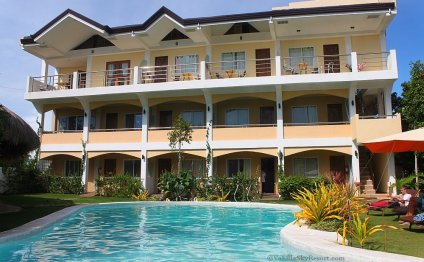 Where to stay in Bohol?
