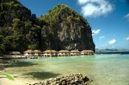 El Nido CC BY Jack Versloot, Philippine islands