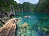 Beautiful islands in Philippines