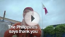Department of Tourism: #PHThankYou | The Philippines says