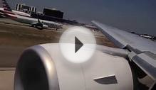 Philippine Airlines -300 Takeoff from Los Angeles