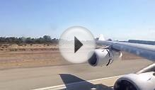 Philippine Airlines a340-300 Landing in Los Angeles
