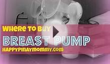 Where to Buy Breast Pump in the Philippines - Happy Pinay